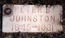 Peter Barbour Johnston