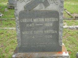 Pvt George Milton Brittain