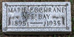 Marie <I>Day</I> Cochrane