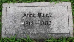 Anna <I>Sheffer</I> Vance