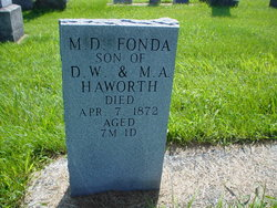 M D Fonda Haworth