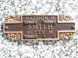 Haddon H Smith