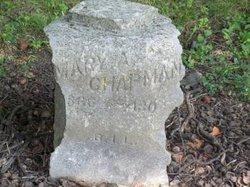 Mary A. <I>Ray</I> Chapman