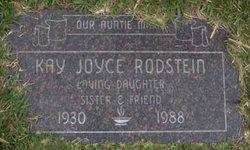Kay Joyce Rodstein