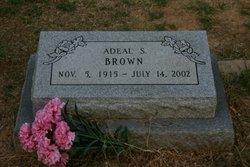 Adeal Bernice <I>Shugart</I> Brown