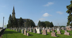 Saint Michael Cemetery Old