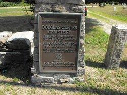 Douglas Center Cemetery