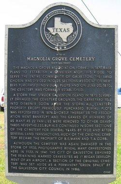 Magnolia Grove Cemetery