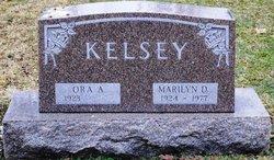 Marilyn <I>Darnell</I> Kelsey