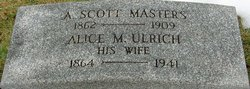 Alexander Scott Masters
