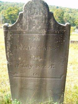 David Gains