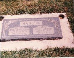 Ola Hanson