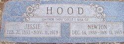 Newton Benjamin Hood