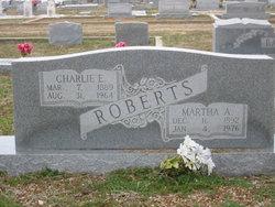 Martha Ann Mattie <I>Stanford</I> Roberts