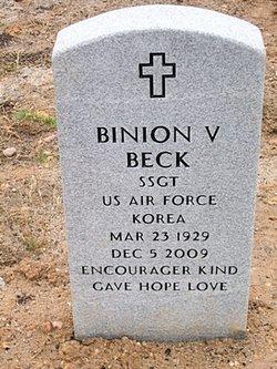 Binion Vinson Beck
