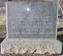 BG Robert Henry Hall
