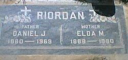 Daniel Joseph Riordan