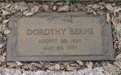 Dorothy Berns