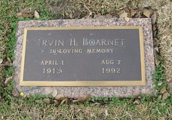 Irvin Harold Boarnet