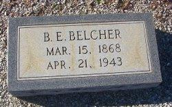 Benjamin E Belcher