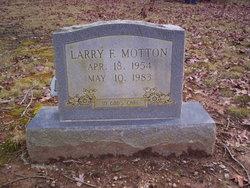 Larry F Motton