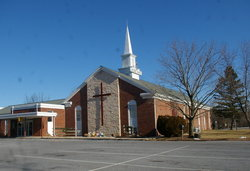 Jonestown Bible Church Cemetery