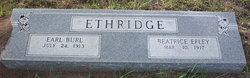 Earl B. Ethridge