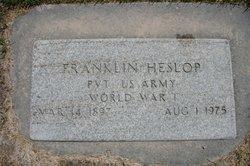 Franklin Heslop
