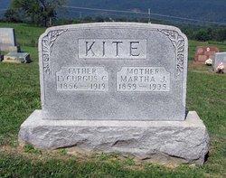 Martha Jane <I>Strole</I> Kite