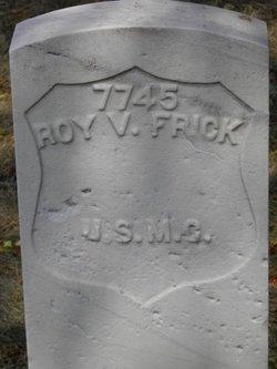 Roy V Frick