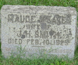 Maude <I>Weaver</I> Smith