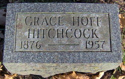 Grace <I>Hoff</I> Hitchcock
