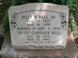 Trudy <I>Gardner</I> Bell