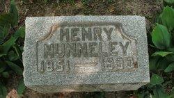 Henry Nunneley