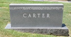 Mary <I>Youtsey</I> Carter