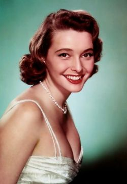Patricia Neal the day the earth stood still