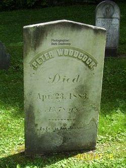Peter Woodcock