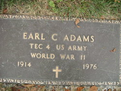 Earl C Adams