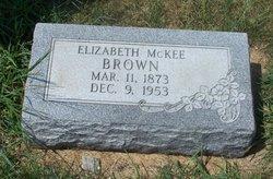 Elizabeth McKee Brown