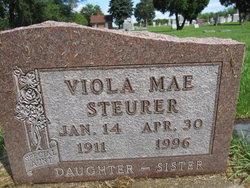 Viola Mae Steurer