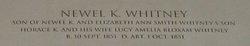 Newel Kimball Whitney