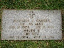 Helen T Gauger