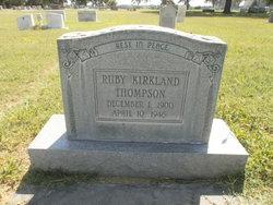 Ruby Kirkland Thompson