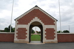 Fromelles Pheasant Wood Military Cemetery