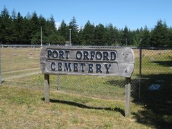 Port Orford Cemetery