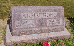 Mary Malinda <I>Sterling</I> Armstrong
