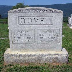 Henrietta Virginia <I>Strole</I> Dovel