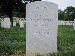 Mary Elizabeth <I>Mayes</I> King