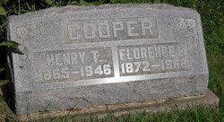 Florence May <I>Baker</I> Cooper