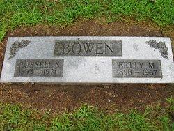 Betty M. <I>Austin</I> Bowen